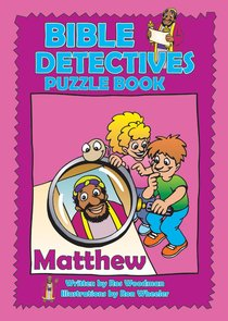 Matthew (Puzzle Book) (Bible Detectives Series)