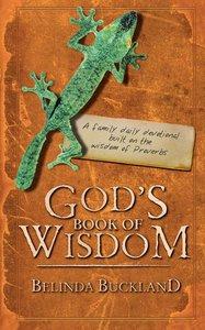 Gods Book of Wisdom