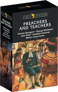 Preachers & Teachers (Box Set #03) (Trail Blazers Series)
