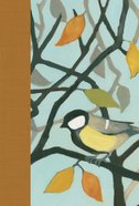 ESV Large Print Compact Bible Autumn Song Red Lettered