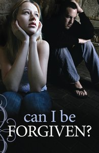 Can I Be Forgiven? (Pack Of 25)