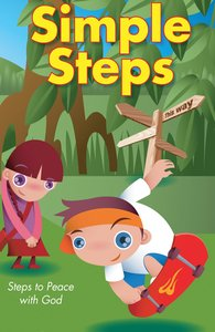 Simple Steps to Peace With God ERV (Pack Of 25)
