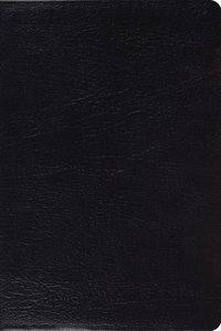 ESV Study Bible Personal Size Black (Black Letter Edition)