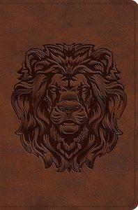ESV Compact Trutone Royal Lion (Black Letter Edition)