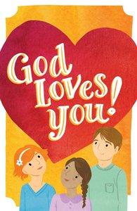 God Loves You! ESV (Redesign) (25 Pack)