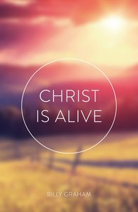 Christ is Alive ESV (25 Pack)