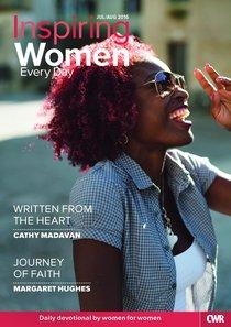 Inspiring Women 2016 #04: Jul-Aug