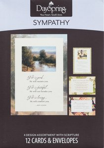 Boxed Cards Sympathy: Roy Lessin