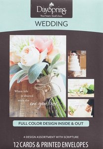 Boxed Cards Wedding: Wedding Pictures