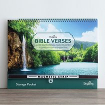 2017 16-Month Family Planner: Bible Verses