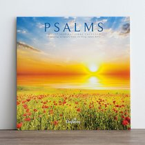 2017 Wall Calendar: Psalms