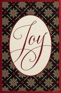 Christmas Premium Boxed Cards: Joy (Luke 2:14 Kjv)
