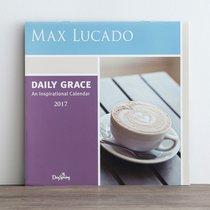 2017 Wall Calendar: Max Lucado Daily Grace