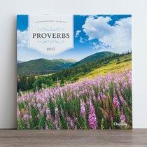 2017 Wall Calendar: Proverbs