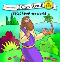 The Beginners Bible Jesus Saves the World (Beginners Bible Series)