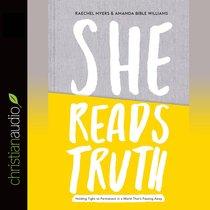 CSB She Reads Truth (Unabridged 5 Cds)
