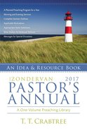 The Zondervan 2017 Pastors Annual