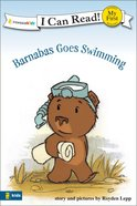 Barnabas Goes Swimming (My First I Can Read! Series)