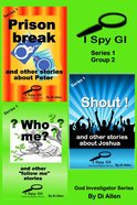 I Spy Gi Series 1 Group 2 (I Spy God Investigator Series)