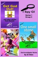I Spy Gi Series 1 Group 3 (I Spy God Investigator Series)