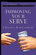 Improving Your Serve (Contemporary Classics Series)