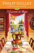 A Lesson in Hope (#02 in 9781455562596 Series)