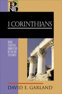 1 Corinthians (Baker Exegetical Commentary On The New Testament Series)