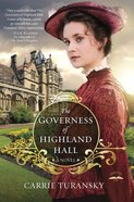 The Governess of Highland Hall (#01 in Edwardian Brides Series)