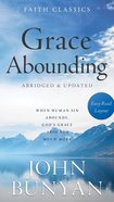 Grace Abounding (Faith Classics Series)