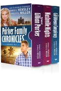 The Parker Family Chronicles (3 Books in 1) (The Parker Family Chronicles Series)