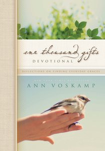 One Thousand Gifts Devotional