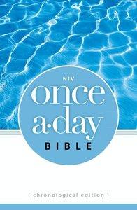 NIV Once-A-Day Bible Chronological Edition