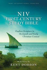 NIV First-Century Study Bible