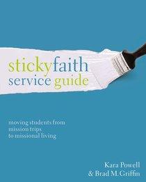 Sticky Faith Service Guide