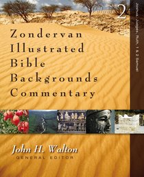 1 & 2 Samuel (Zondervan Illustrated Bible Backgrounds Commentary Series)