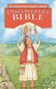 NIRV Discoverers Bible For Early Readers