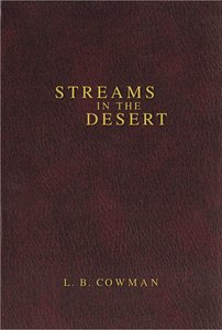 Streams in the Desert (Zondervan Contemporary Classics Series)