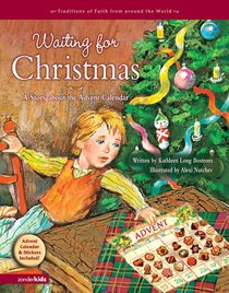 Waiting For Christmas (Traditions Of Faith Series)