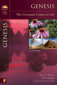 Genesis (Bringing The Bible To Life Series)