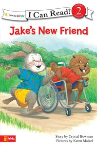 Jakes New Friend (I Can Read!2/jake Series)