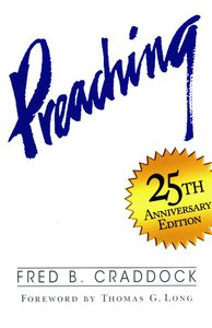 Preaching (25th Anniversary Edition)