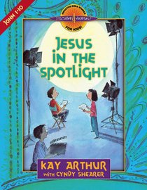 Jesus in the Spotlight (Discover For Yourself Bible Studies Series)