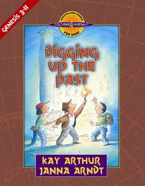 Digging Up the Past (Genesis 3-11) (Discover For Yourself Bible Studies Series)