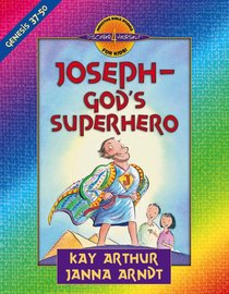 Joseph - Gods Superhero (Genesis 37-50) (Discover For Yourself Bible Studies Series)