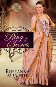 Ring of Secrets (#01 in Culper Ring Series)