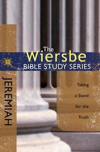 Jeremiah (Wiersbe Bible Study Series)