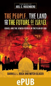 The People, Land, and Future of Isreal