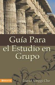 Gua Para El Estudio En Grupo