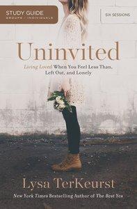 Uninvited (Study Guide)