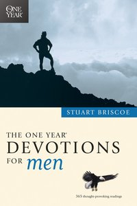 The One Year Devotions For Men